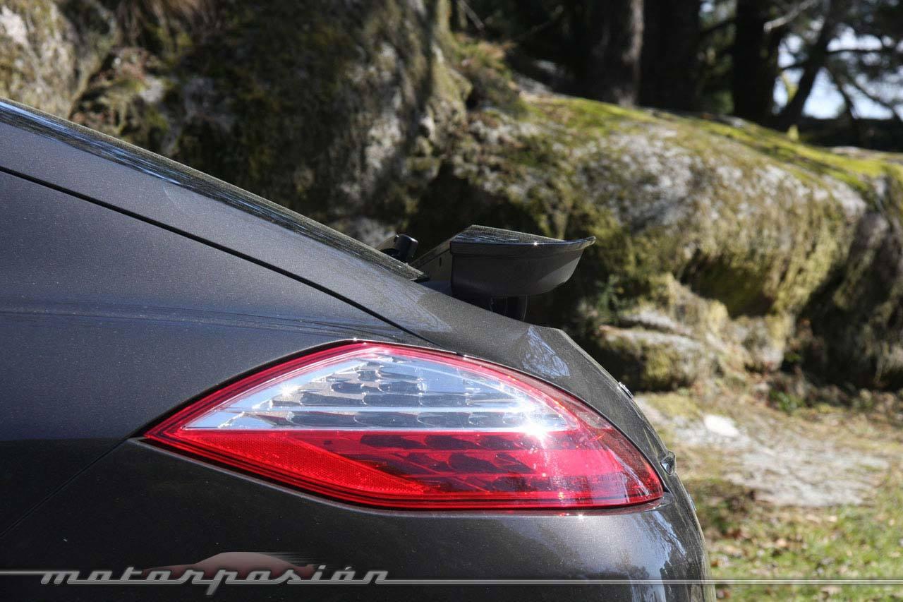 Foto de Porsche Panamera S Hybrid (prueba) (34/94)