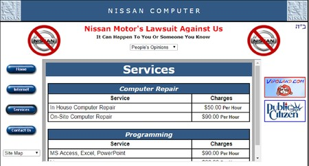 Nissan Comp