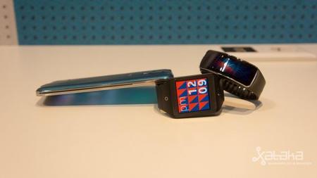 Galaxy S5 + Gear