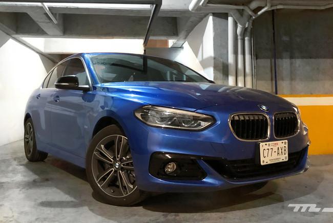 BMW Serie 1 Sedán, esta semana en el garaje de Motorpasión México