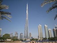 ¿Qué es lo que se ve desde el edificio más alto del mundo?