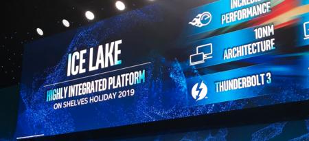 Intel tendrá listos, por fin, sus procesadores Ice Lake de 10nm para finales de este año