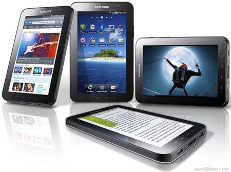 Samsung Galaxy Tab en Orange. Comparativa de precios con todos los operadores