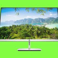 Si buscas monitor 4K con el que exprimir tu hardware de última generación, ojo a este de HP en oferta en Amazon por 399 euros