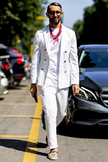 Pantalones Blancos 7