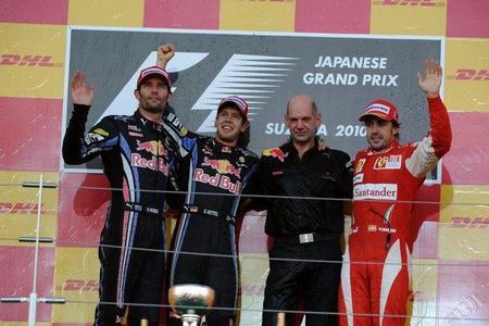 En Red Bull consideran un lujo el tener dos pilotos luchando por el título