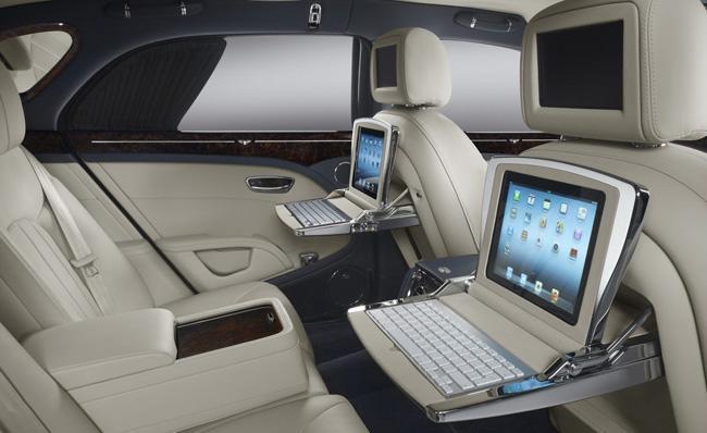Mejoras para el Bentley Mulsanne