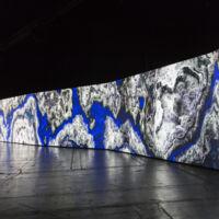"""Sónar 2016 se inaugura con una monumental instalación de arte new media """"Earthworks"""""""