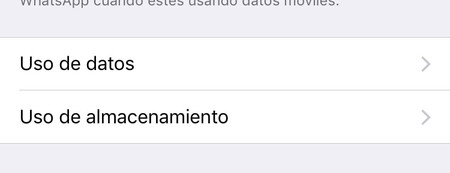 Whatsapp Iphoneuso De Datos