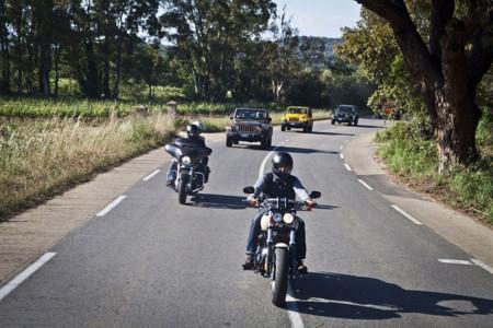 Jeep y Harley-Davidson se lo montan juntos, y no hablamos de series especiales
