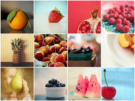 Las frutas: más baratas y sanas que los snacks tradicionales