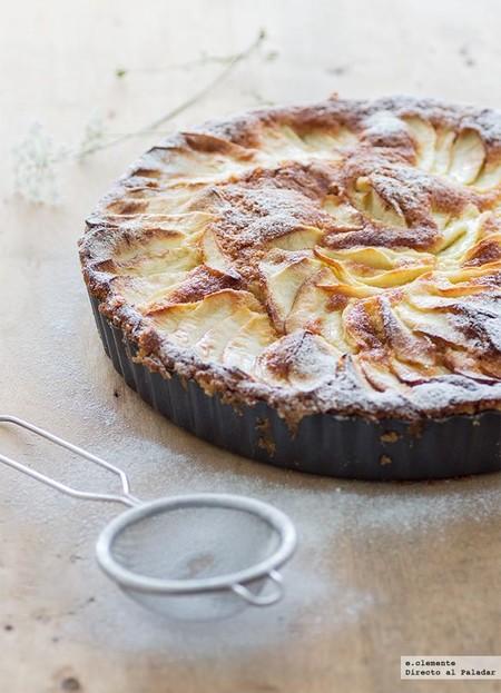 Tarta sueca de manzana: receta para una merienda estupenda