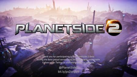 PlanetSide 2 luce de esta manera en PlayStation 4 - imágenes y vídeos