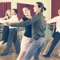 El baile de salón como método para ponerse en forma... ¡y conseguir pareja!