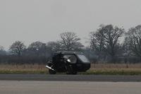 Suzuki Hayabusa fúnebre record de velocidad