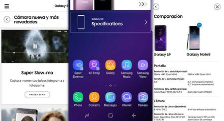 """¿Pensando en comprarte un Galaxy S9? """"Pruébalo"""" y revisa sus novedades antes con esta app"""