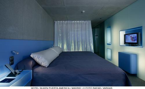 Foto de Hotel Puerta América: Richard Gluckman  (6/10)
