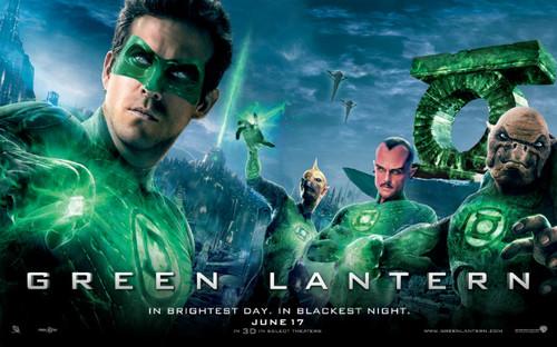 Cómic en cine: 'Linterna verde, de Martin Campbell