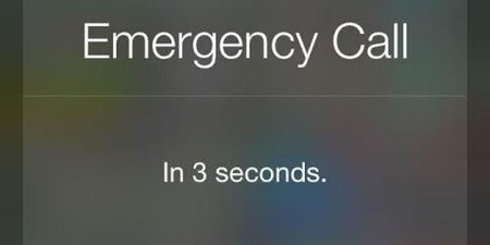 O Siri Emergency Services Bug Facebook