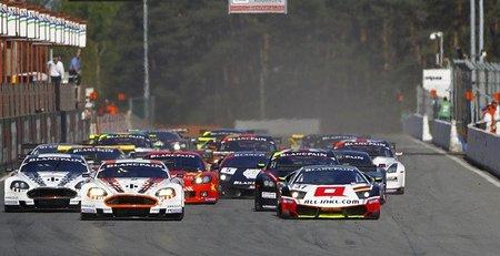 La segunda carrera de la FIA GT1 se la lleva el Lamborghini Murcielago de All-Inkl