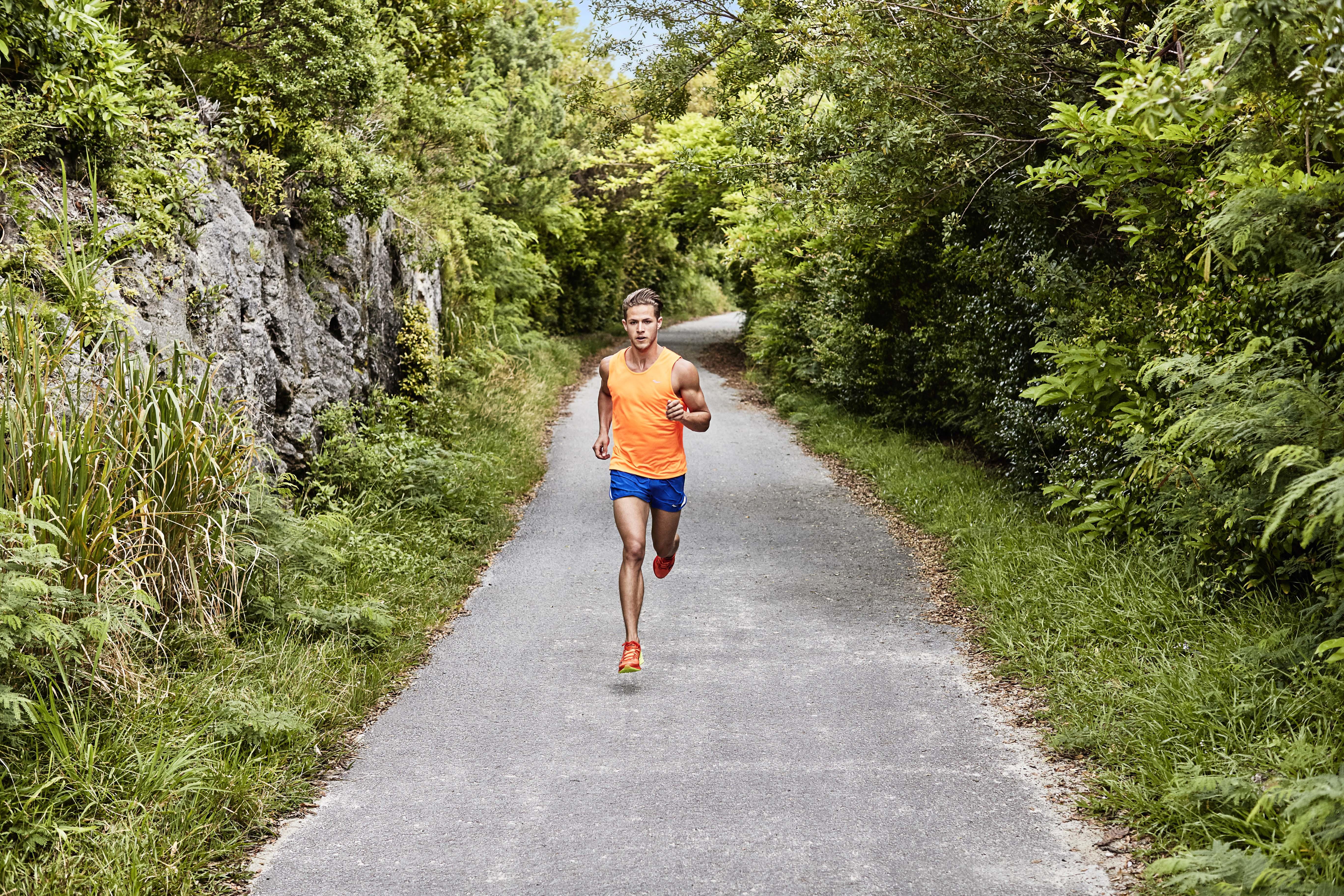 El método Galloway: correr-caminar-correr para terminar