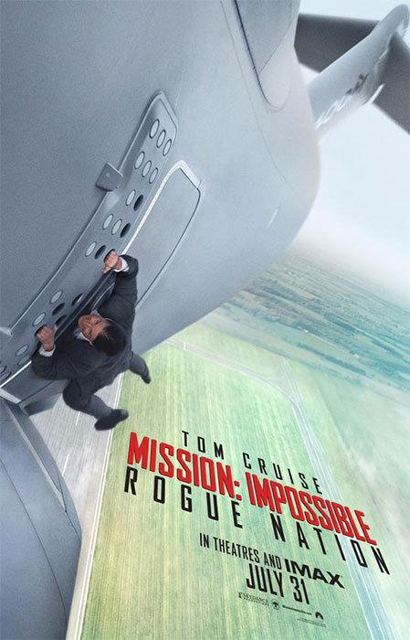 Vuelve 'Misión Imposible', vuelve la acción desenfrenada de Tom Cruise