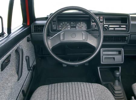 Volkswagen Golf Ii 1983 1600 07