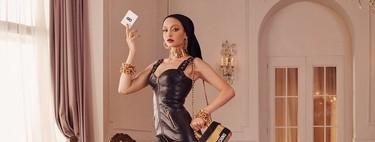 Gigi Hadid es la imagen de Moschino x H&M: las primeras imágenes son así de noventeras