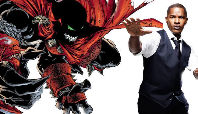 Jamie Foxx será Spawn en la nueva adaptación del cómic producida por Blumhouse