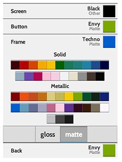 Paleta ColorWare