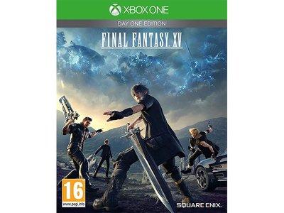 Final Fantasy XV Day One Edition para XBox One, rebajado a 39,99 euros en Amazon