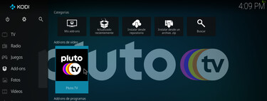 How to watch Pluto TV on Kodi to enjoy free series and movies without registration