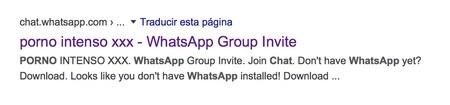 Whatsapp Grupos Abiertos Google 3