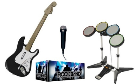 Se confirma la fecha de salida europea de 'Rock Band'