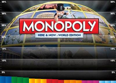 Vota por las ciudades del nuevo Monopoly Global