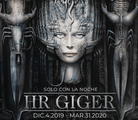 'Solo con la noche': la exposición de H.R. Giger, el padre de Alien, llegará a Ciudad de México este año