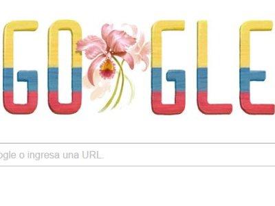 Google se une a la celebración del 20 de julio con su 'doodle'