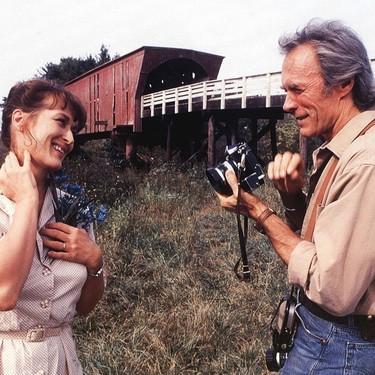 'Los puentes de Madison: Clint Eastwood y Meryl Streep nos conquistan en este magnífico melodrama romántico