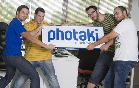 Photaki, banco de imágenes con regusto español