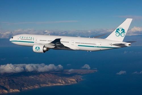 Así será Crystal, el avión más lujoso del mundo: mejor que un hotel aéreo