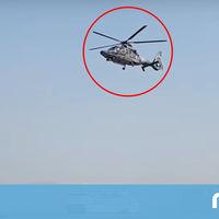 El truco detrás de todos esos vídeos de helicópteros en los que las hélices parecen no moverse