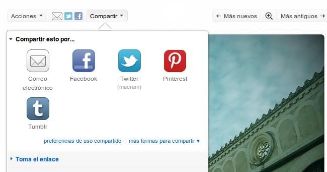 Flickr + Pinterest