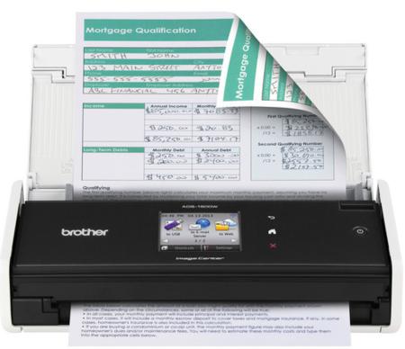 ImageCenter ADS-1500w, un escáner para subir nuestros documentos a la nube