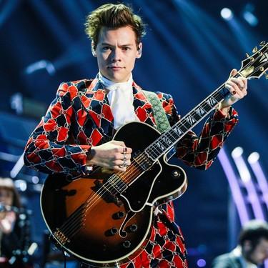 Tenía que pasar: Harry Styles es ya la imagen de la campaña de Gucci Tailoring