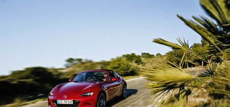 La extraña patente del motor biturbo y compresor eléctrico de Mazda...¿para el MX-5?
