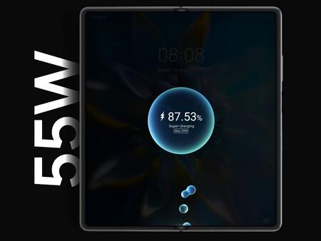 Huawei Mate X2 Oficial Caracteristicas Carga Rapida 55w