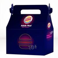 Burger King da la campanada en San Valentín: regala un juguete sexual para adultos con sus menús