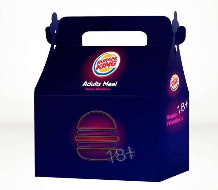 Burger king da la campanada en san valent n regala un - Jugueteria para adultos ...