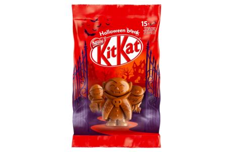 Kik Kat Mini Monstruos
