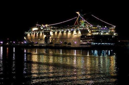 Crucero nocturno